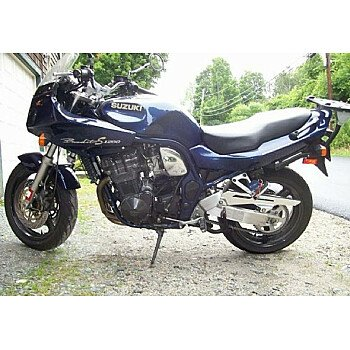 1997 Suzuki Bandit 1200 for sale 200558704
