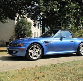 1998 BMW M Roadster for sale 101221272
