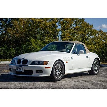 1998 BMW Z3 2.8 Roadster for sale 101235695