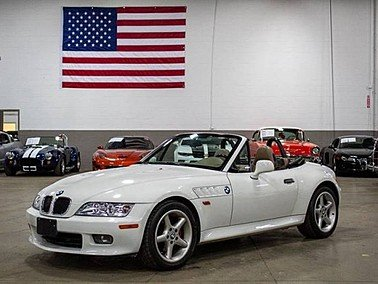 1998 BMW Z3 2.8 Roadster for sale 101281734