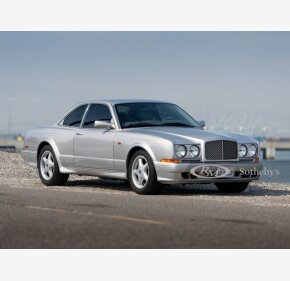 1998 Bentley Continental T Coupe for sale 101457937