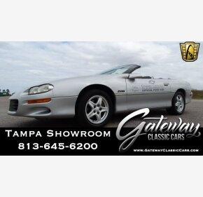 1998 Chevrolet Camaro Z28 Convertible for sale 100963672
