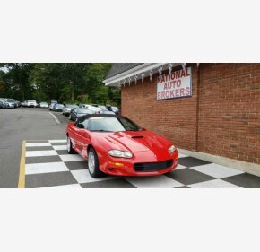 1998 Chevrolet Camaro Z28 Convertible for sale 101207314