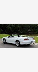 1998 Chevrolet Camaro Z28 Convertible for sale 101274035