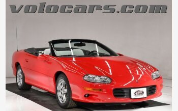 1998 Chevrolet Camaro Convertible for sale 101500105