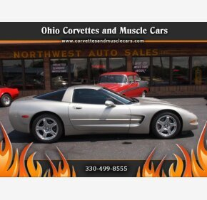 1998 Chevrolet Corvette Coupe for sale 100890564