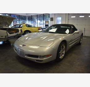 1998 Chevrolet Corvette Convertible for sale 101013291