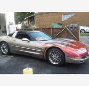 1998 Chevrolet Corvette Coupe for sale 101055127
