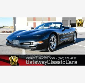 1998 Chevrolet Corvette Convertible for sale 101056385