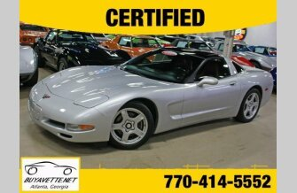1998 Chevrolet Corvette Coupe for sale 101077667