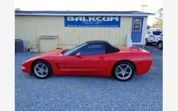 1998 Chevrolet Corvette Convertible for sale 101087416