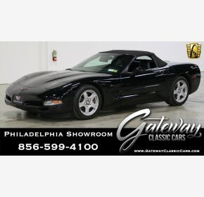 1998 Chevrolet Corvette Convertible for sale 101095198