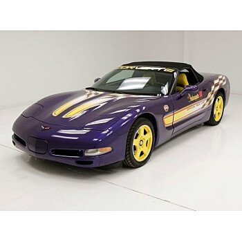 1998 Chevrolet Corvette Convertible for sale 101097919