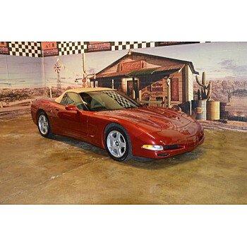 1998 Chevrolet Corvette Convertible for sale 101126641
