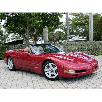 1998 Chevrolet Corvette Convertible for sale 101132826