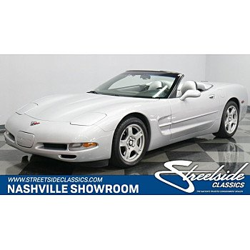 1998 Chevrolet Corvette Convertible for sale 101157842