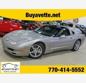 1998 Chevrolet Corvette Coupe for sale 101168479