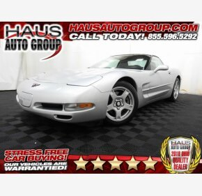 1998 Chevrolet Corvette Coupe for sale 101177740