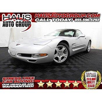 1998 Chevrolet Corvette Coupe for sale 101177740