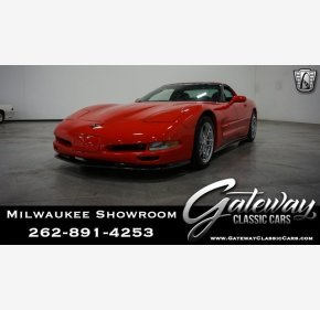 1998 Chevrolet Corvette Coupe for sale 101214561