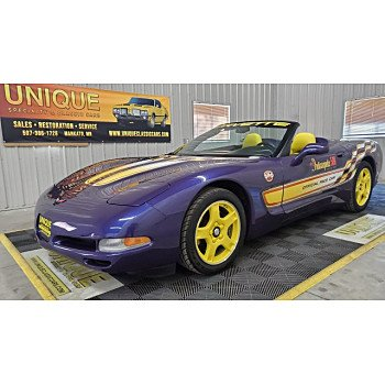 1998 Chevrolet Corvette Convertible for sale 101219165