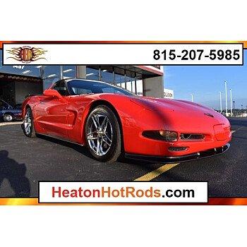 1998 Chevrolet Corvette Coupe for sale 101221281