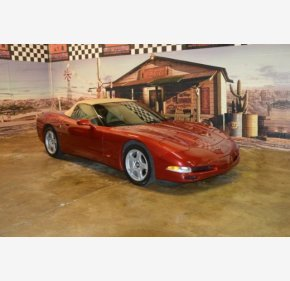 1998 Chevrolet Corvette Convertible for sale 101233630