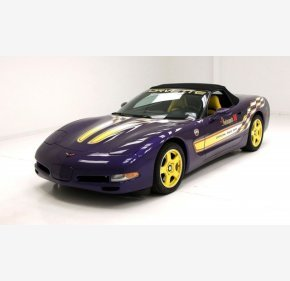 1998 Chevrolet Corvette Convertible for sale 101271118