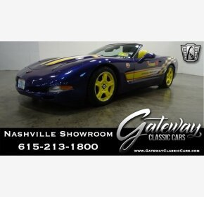 1998 Chevrolet Corvette for sale 101294076