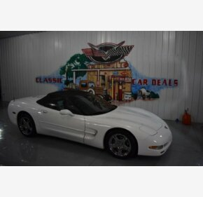 1998 Chevrolet Corvette Convertible for sale 101322297