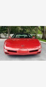 1998 Chevrolet Corvette Coupe for sale 101335542
