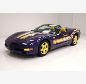 1998 Chevrolet Corvette for sale 101342191