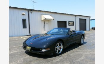 1998 Chevrolet Corvette Convertible for sale 101344239