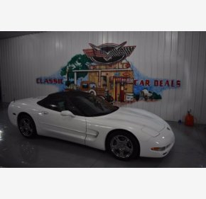 1998 Chevrolet Corvette Convertible for sale 101350674