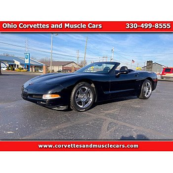 1998 Chevrolet Corvette Convertible for sale 101400023