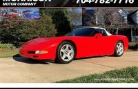 1998 Chevrolet Corvette Convertible for sale 101410892