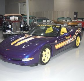 1998 Chevrolet Corvette Convertible for sale 101414360