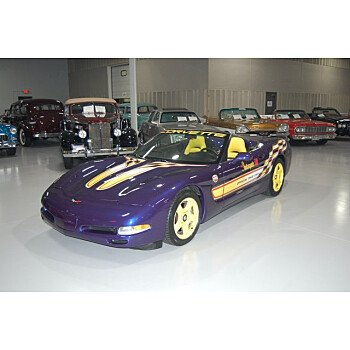 1998 Chevrolet Corvette Convertible for sale 101414360