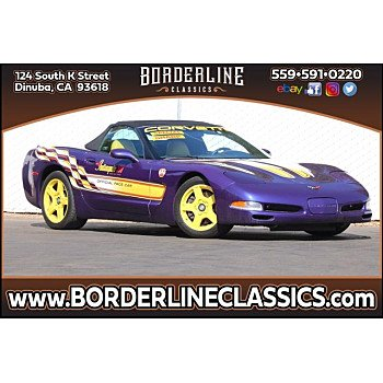 1998 Chevrolet Corvette for sale 101438172