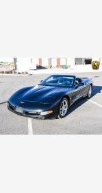 1998 Chevrolet Corvette Convertible for sale 101467782