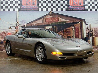 1998 Chevrolet Corvette Coupe for sale 101527047