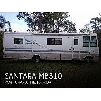 1998 Coachmen Santara for sale 300181487