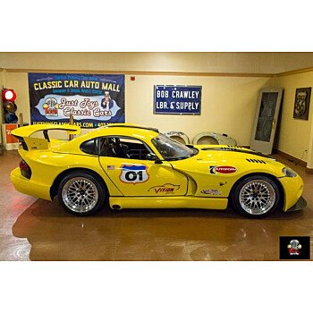 1998 Dodge Viper for sale 100890659