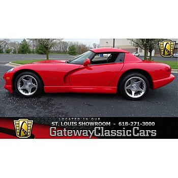 1998 Dodge Viper RT/10 Roadster for sale 100981922