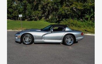 1998 Dodge Viper RT/10 Roadster for sale 101056364