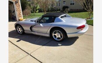 1998 Dodge Viper RT/10 Roadster for sale 101237914