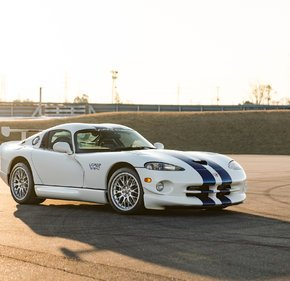 1998 Dodge Viper GTS Coupe for sale 101350229