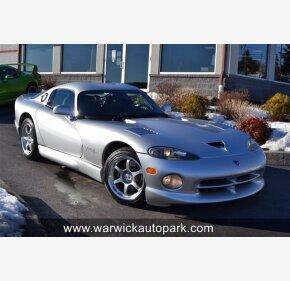 1998 Dodge Viper GTS for sale 101461250
