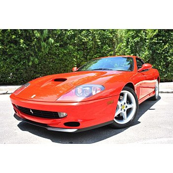 1998 Ferrari 550 Maranello for sale 101143016