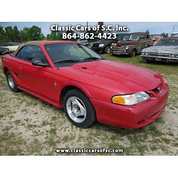 1998 Ford Mustang Convertible for sale 101150182
